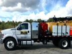 Vacuum Equipment Available on Ford and Freightliner Chassis