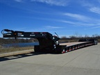 XL 80 Gooseneck Trailer Is Designed to Be Lightweight