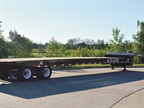 Trailer Aimed at Towing and Rental Markets
