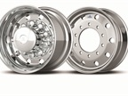 Alcoa Says New Wheels Lightest in the Industry