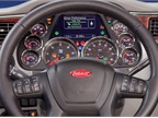 Peterbilt's Driver Info Display Offers Tips to Save Fuel, Brakes