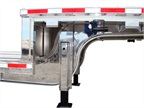 East Announces Jost Alumilight Landing Gear as Standard on all Platform Trailers