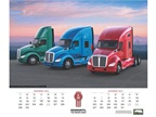 Kenworth Introduces World's Best Trucks 2015 Calendar