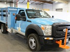 PG&E, EVI Unveil Electric Hybrid Bucket Trucks