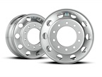 Peterbilt Offers Alcoa Aluminum Wheels As Option