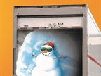 TodCold Refrigerated Roll-Up Door