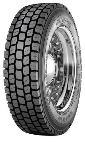 Giti Tire s (USA) GT Radial GDR619