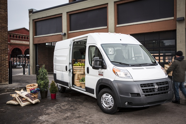 The new 2014 Ram ProMaster is Ram Commercial s latest addition to its