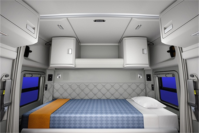New 52 Inch Mid Roof Sleeper For Kenworth T680 Now