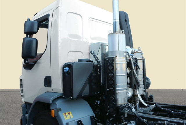 Kenworth Cabover Options Expand Applications