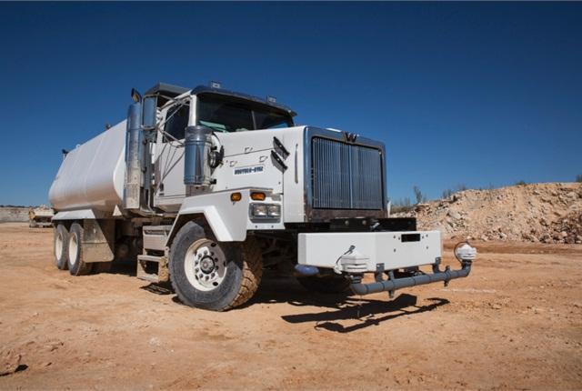 Western Star Klein Develop High Capacity Water Tank Truck