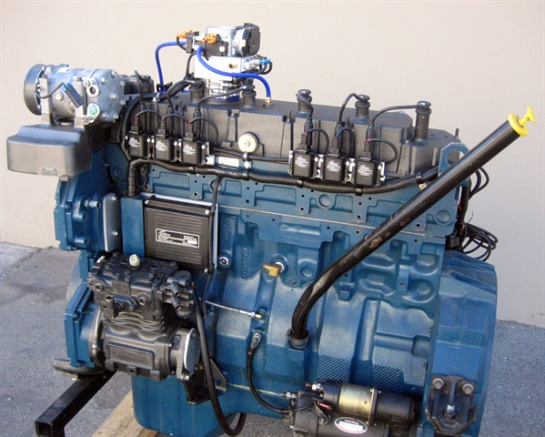 Caterpillar  Natural Gas Engine For Sale