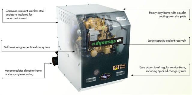 Dynasys Sl Auxiliary Power Unit - Products
