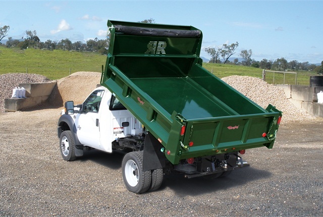 Dump Body Parts : Rugby unveils new eliminator lp dump body products