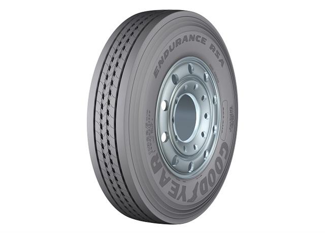 Endurance RSA Tire Targets Regional Fleets