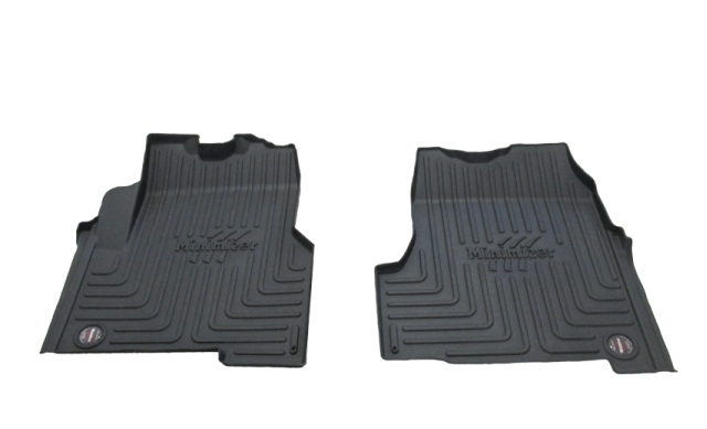 freightliner models added to minimizer floor mats line - products