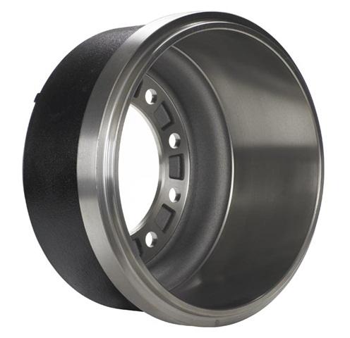 Gunite Introduces Silver Lightweight Brake Drum Products
