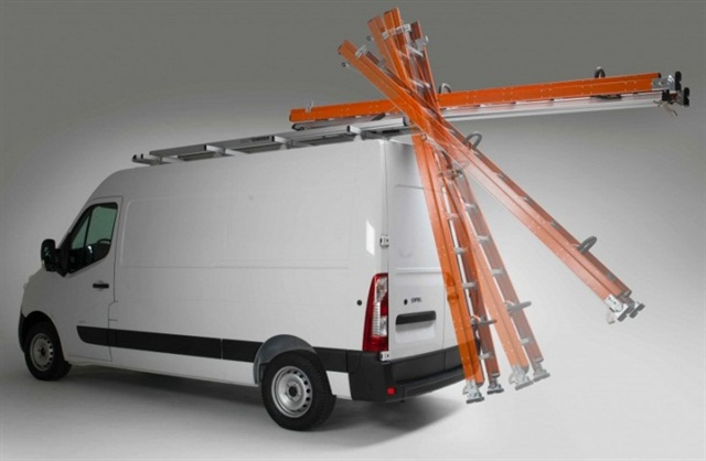 Ladder Rack Fits High And Low Roof Vans Products
