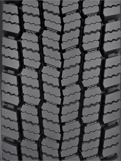 With advanced tread cap compounding, a self-stabilizing rib-block pattern, and minimized tread deformation from a stiff shoulder, drivers can expect the Conti Hybrid HD3 to have more than 10 percent improvement in rolling resistance against Continental's HDR2 and HDL2 DL.