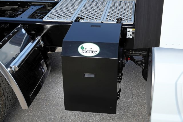 Idle Free Complete Electric Apu Solution Products