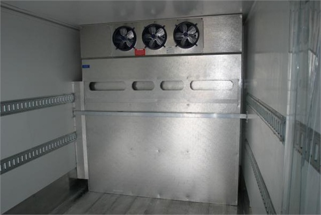 The BlizzardLT features Johnson's energy-saving all-electric refrigeration technology.