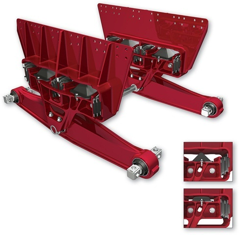 <p><span>Available initially in capacities of 46,000, 52,000 and 60,000 pounds, UltiMaax is approved for vocational and severe-duty applications. </span></p>