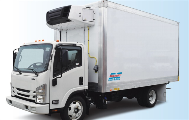 Mickey Truck Bodies Offers New Reefer Van Option