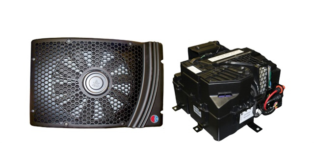 Bergstrom Offers Battery Operated Air Conditioning System