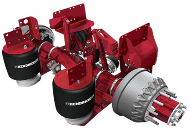 Hendrickson Introduces Optimaax Liftable Forward Tandem