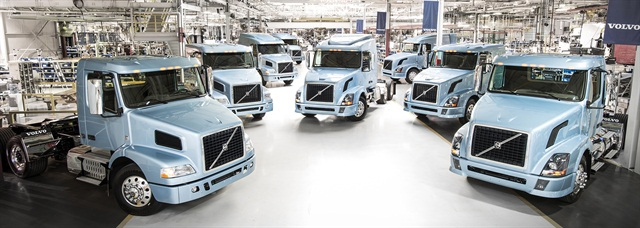 <p>Volvo's Optimized Series offers weight- and fuel-saving benefits for regional haulers.</p>