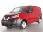 Nissan showed its all-new 2013-MY NV200 Compact Cargo Van at the 2013 Chicago Auto Show and revealed more details about the vehicle, which the company originally announced at the 2012 Chicago Auto Show.