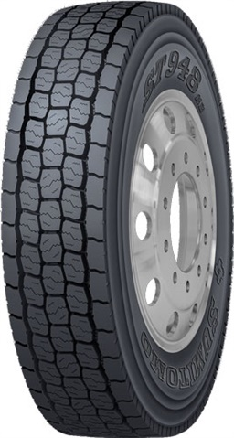 Long Haul Trucking >> Sumitomo ST948 SE Drive Tire - Products - Aftermarket - TruckingInfo.com