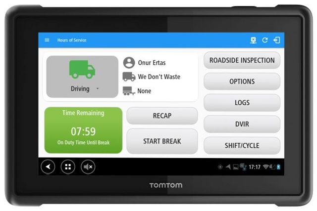 TomTom Bridge Is Ready for Electronic Logging - Products - Fleet ...