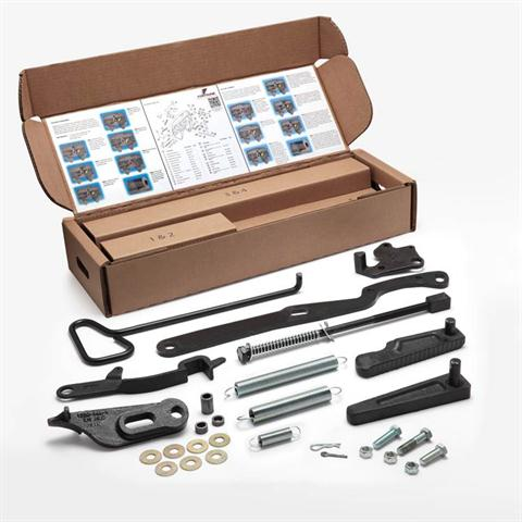 <p>The new Fontaine Parts Connection Major Rebuild Kit includes all the parts technicians need to repair most popular Fontaine fifth wheels arranged in sequence and with complete instructions. <br /><br /></p>