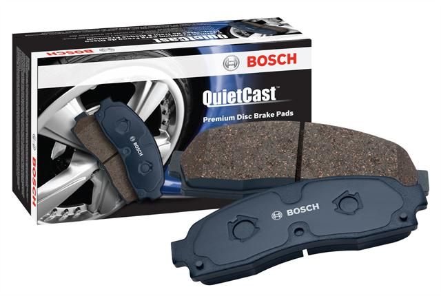 Bosch Broadens Brakes, Sensors and HD Starter Lines