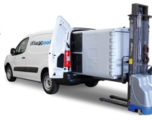 <p>The Mobile Flex-Cool is ideal for those professional users who may not be able to justify the expense or do not require a fully dedicated refrigerated vehicle.</p>