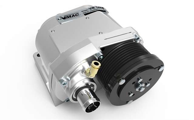 Air Compressor Offers Lightweight Option For Ford Transit