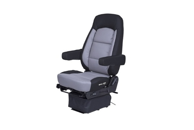 Premium Seats for Class 7 and 8 Trucks