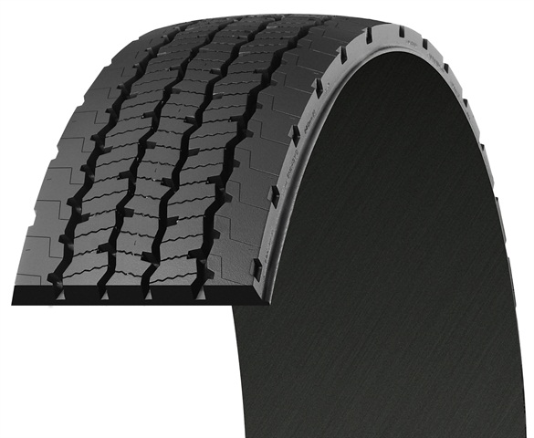 Michelin's X Line Energy D Pre-Mold retread