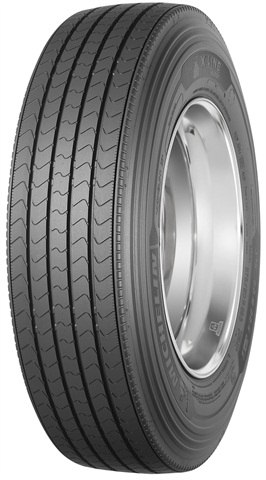 <p>Michelin's X Line Energy T trailer tire</p>