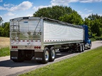 Stoughton Launches Platinum Series Grain Trailer