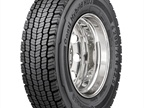Conti Hybrid HD3, is verified by the U.S. EPA's SmartWay Transport Partnership as a low rolling resistance drive tire for class 8, line-haul tractor trailers.