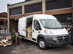 The new 2014 Ram ProMaster is Ram Commercial's latest addition to its commercial vehicle lineup.