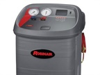 <p>The Robinair 17800C contains maintenance counters to monitor cumulative amounts of refrigerant recovered and charged, as well as other machine operation variables. <em>(Photo courtesy of Robinair)</em></p>