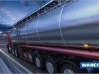 WABCO introduced Intelligent Brake Interlock, an advanced electronic brake interlock system that helps improve the safety of tank trailers that haul hazardous materials or are equipped with cryogenic equipment. (Photo courtesy of WABCO)