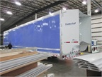 Kentucky Trailer is installing tall versions of the Trailer Tail at its plant in Louisville.