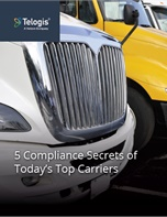 5 Compliance Secrets of Today's Top Carriers