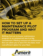 How to Set Up a Maintenance Pilot Program and Why It Matters