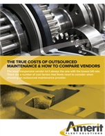 The True Costs of Outsourced Maintenance & How to Compare Vendors