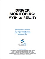Driver Monitoring Myth vs. Reality